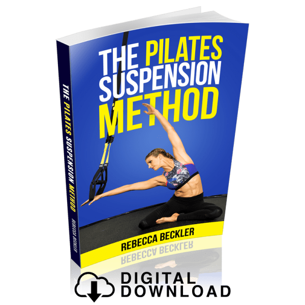 Digital Pilates Suspension Method workout workshop ebook
