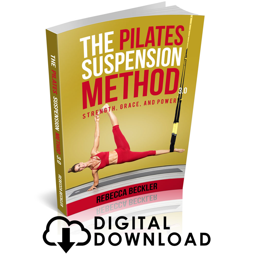 The Pilates Suspension Method 3.0 eBook