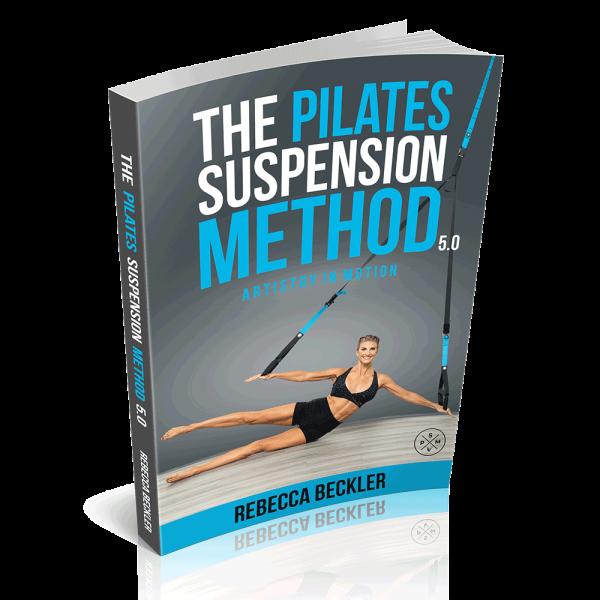 Pilates949 Suspension Method Rebecca Beckler PSM 5.0 Book
